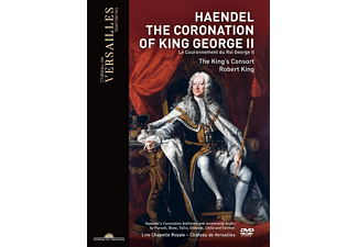 The King's Consort - The Coronation of King George II  - (DVD)