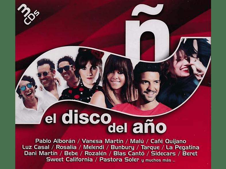 VARIOUS - N-El Disco del Ano 2018 (3 CD) [CD]
