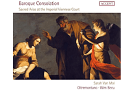 Van Mol/Becu/Oltremontano - Baroque Consolation-Geistl.Arien am Kaiserhof [CD]
