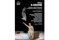 Leonard García Alarcon, Cappella Mediterranea, VARIOUS - Cavalli: Il Giasone [DVD]