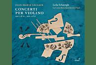 Leila/la Cetra Barockorchester Schayegh - Violinkonzerte [CD]