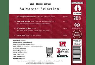 Alda Caiello, Alfonso Alberti, Fausto Bongelli, Anna D'errico, Aldo Orvieto, Ex Novo Ensemble - La Navigazione Notturna  - (SACD Hybrid)
