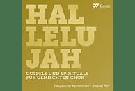 Reif,Michael/Görg,St./Europäischer Kammerchor - Hallelujah-Gospels &  Spirituals f.gemischten Cho [CD]