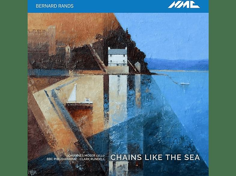Moser,Johannes/Rundell,Clark/BBC Philharmonic - Chains like the Sea [CD]