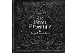 The Neal Morse Band - The Great Adventure - (LP + Bonus-CD)