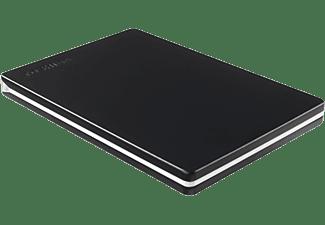 TOSHIBA Canvio Slim (2018) Festplatte, 2 TB HDD, 2,5 Zoll, extern, Schwarz
