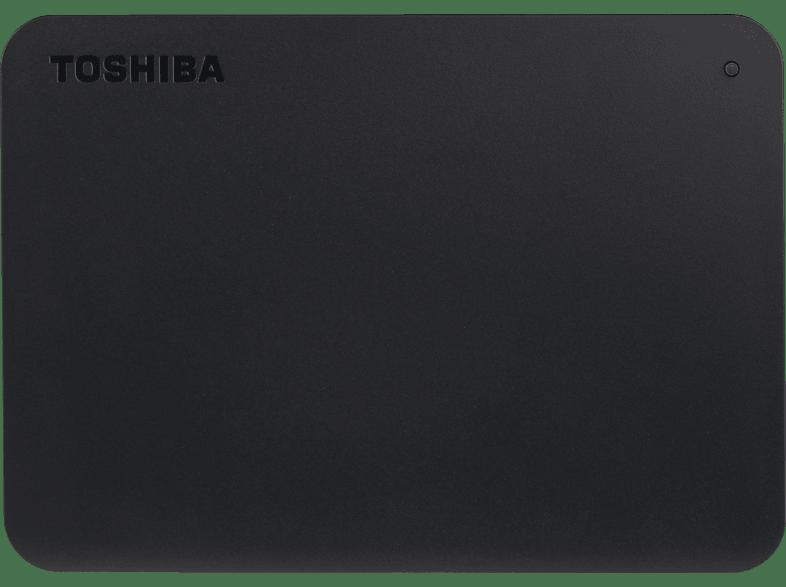 TOSHIBA Canvio Basics, 4 TB HDD, 2.5 Zoll, extern