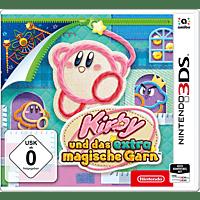 Kirby und das extra magische Garn [Nintendo 3DS]