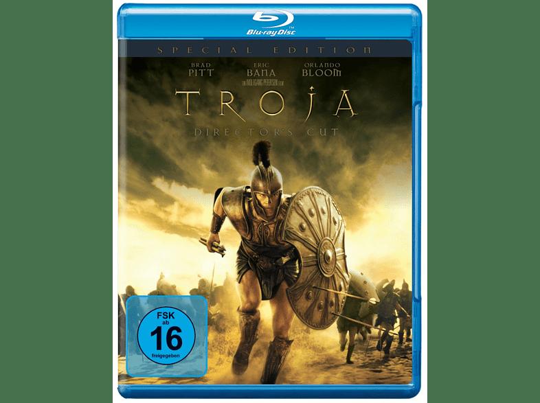 Troja (Director's Cut) (Star Selection) [Blu-ray]