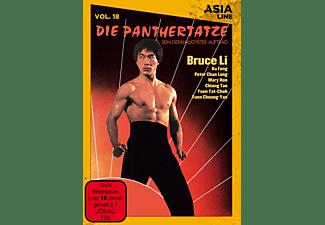 Die Panthertatze DVD