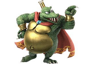 AMIIBO KING K. ROOL SUPER SMASH BROS. COLLECTION