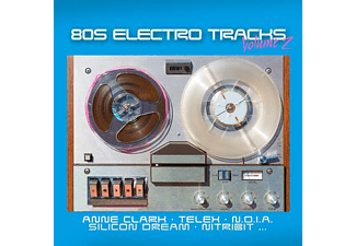 VARIOUS - 80s Electro Tracks Vol.2 - (CD)