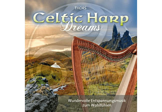Thors - Celtic Harp Dreams  - (CD)