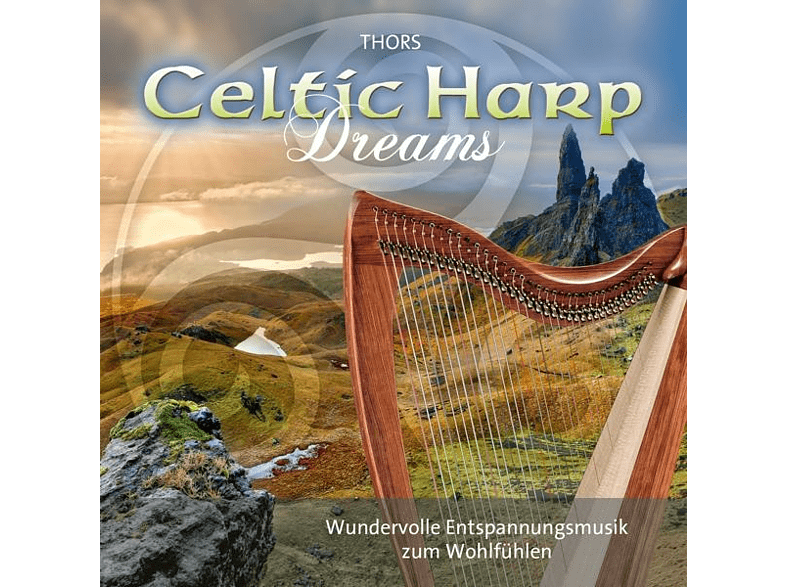 Thors - Celtic Harp Dreams [Vinyl]