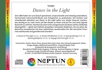 Thors - Dance In The Light  - (CD)