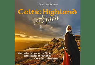 Gomer Edwin Evans - Highland Spirit  - (CD)