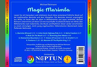 Michael Reimann - Magic Marimba  - (CD)