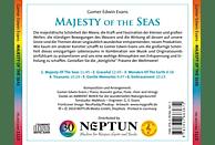 Gomer Edwin Evans - Majesty Of The Seas [CD]
