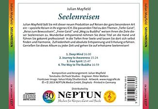 Julian Mayfield - Seelenreisen  - (CD)