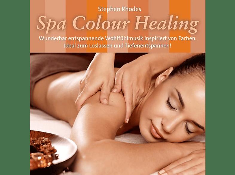Stephen Rhodes - Spa Colour Healing [CD]
