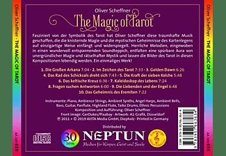 Oliver Scheffner - The Magic Of Tarot  - (CD)