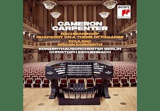 Cameron Carpenter, Konzerthausorchester Berlin, Christoph Eschenbach - Rhapsody on a Theme of Paganini/Organ Concerto  - (CD)