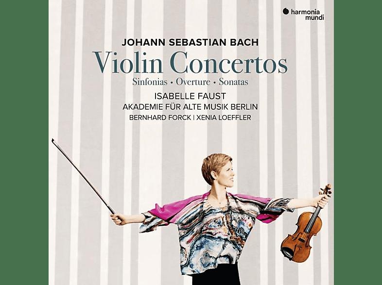 Isabelle Faust, Akademie Für Alte Musik Berlin - Violinkonzerte [CD]