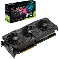 ASUS GeForce RTX™ 2060 ROG Strix Gaming Advanced 6GB (90YV0CI1-M0NA00) (NVIDIA, Grafikkarte)