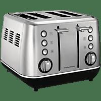 MORPHY RICHARDS 240106 EE Evoke Toaster Gebürstet (1800 Watt, Schlitze: 4)