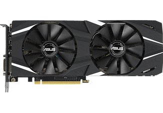 ASUS GeForce RTX™ 2060 Dual Advanced 6GB (90YV0CM2-M0NA00) (NVIDIA, Grafikkarte)