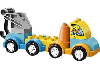 LEGO 10883 Mein erster Abschleppwagen Bausatz, Mehrfarbig