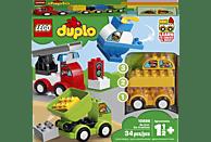 LEGO Meine ersten Fahrzeuge Bausatz, Mehrfarbig