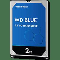 WD Blue™, 2 TB HDD, 2.5 Zoll, intern