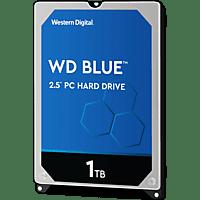 WD Blue™, 1 TB, HDD, 2,5 Zoll, intern
