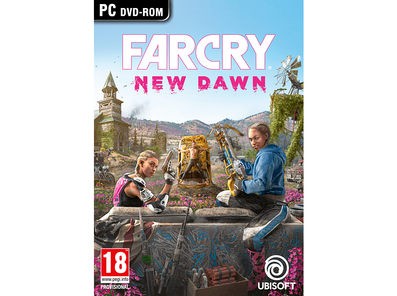 Far Cry New Dawn NL/FR PC