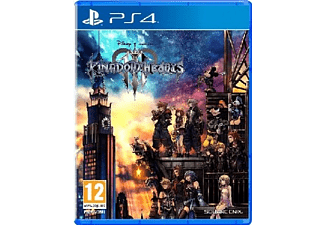 PS4 Kingdom Hearts 3 Standard Edition