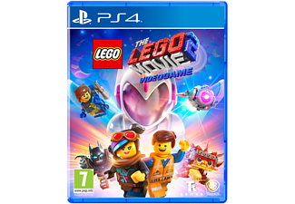 The LEGO Movie Videogame 2 FR/NL PS4