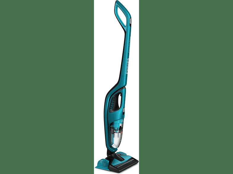 PHILIPS FC 6404/01 PowerPro Aqua Akkusauger mit Stiel