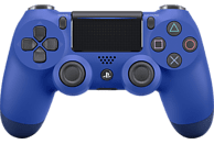 SONY PlayStation 4 Wireless Dualshock 4 Redesigned Controller, Wave Blue