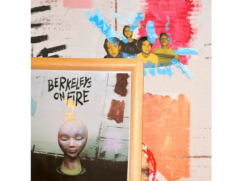 Swmrs - Berkeley's On Fire [CD]