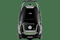 AEG VX9-2-ÖKOX (Mit Beutel, Allergy Plus Filter, Ebony Schwarz)