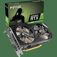 KFA2 GeForce RTX™ 2060 1-Click OC 6GB (26NRL7HPX7OK) (NVIDIA, Grafikkarte)