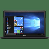 DELL Latitude 7490, Notebook mit 14 Zoll Display, Core™ i5 Prozessor, 8 GB RAM, 512 GB SSD, Intel® UHD-Grafik 620, Schwarz