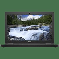 DELL Precision 3530, Notebook, Core™ i5 Prozessor, 16 GB RAM, 256 GB SSD, Quadro® P600, Schwarz