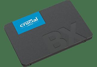 CRUCIAL BX500, 960 GB, SSD, Flash, 2,5 Zoll, intern