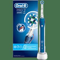 ORAL-B Zahnbürste Pro 2 2000N Blau 1701766
