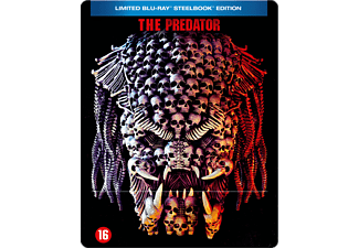The Predator (Steelbook) - Blu-ray