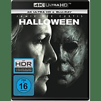 Halloween [4K Ultra HD Blu-ray + Blu-ray]