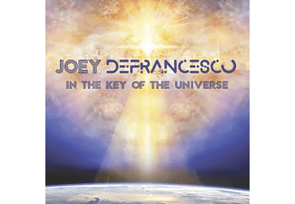 Joey DeFrancesco - In The Key Of The Universe  - (CD)