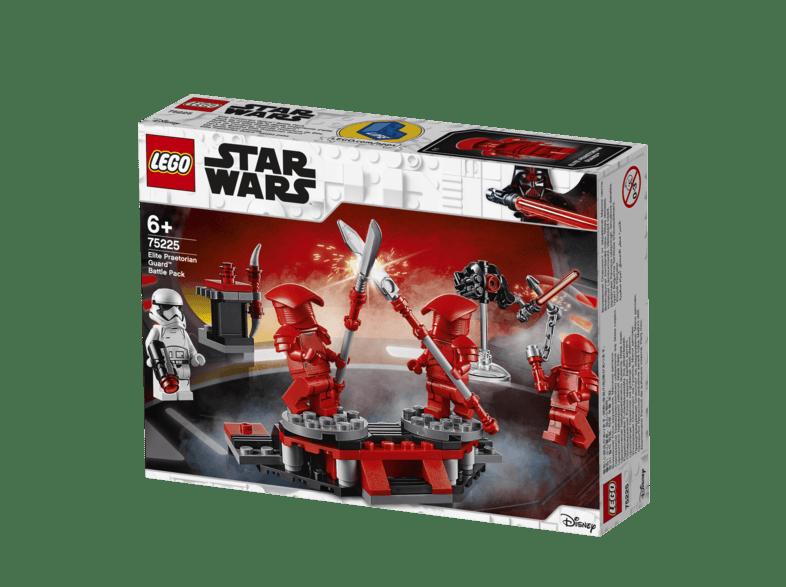 LEGO Star Wars Elite Praetorian Guard Battle Playset Years 75225-6